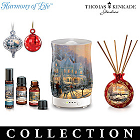 Christmas Traditions Essential Oils Collection