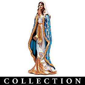 Visions Of Mary Figurine Collection