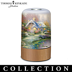 Thomas Kinkade Tranquil Moments Lamp Collection