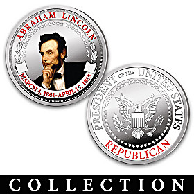 Complete Republican Presidents Proof Collection
