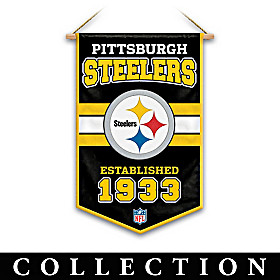Pittsburgh Steelers Dynasty Wall Decor Collection