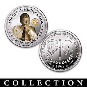 The Cuban Missile Crisis Proof Coin Collection