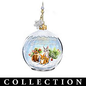 Woodland Wonderland Ornament Collection