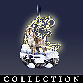 Guardians Of The Wild Ornament Collection