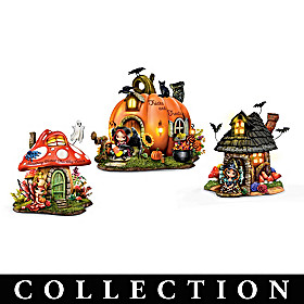 Frightfully Flickering Figurine Collection