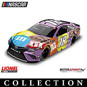 Kyle Busch No. 18 2021 Paint Scheme Diecast Car Collection