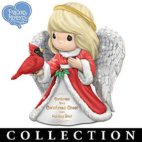 Precious Moments Symbols Of Christmas Figurine Collection