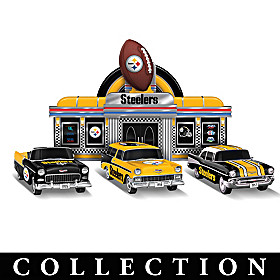 Steelers Classically Cool Bel Air Sculpture Collection