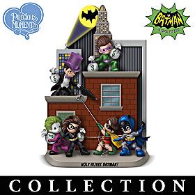 Holy Hijinx, BATMAN Figurine Collection