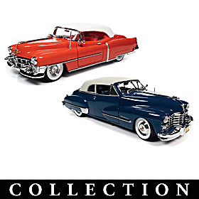 The Ultimate Cadillac Duo Diecast Car Collection