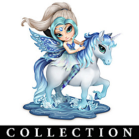 Enchanted Nature Fairies Figurine Collection