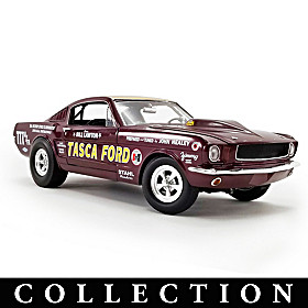 Ford Racing Team Diecast Car Collection