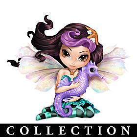 Mystic Guardians Of The Sea Figurine Collection