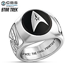 STAR TREK Ring