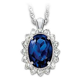 Royal Inspiration Pendant Necklace