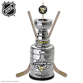 Pittsburgh Penguins® 2017 Stanley Cup® Ornament