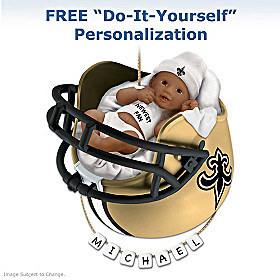 New Orleans Saints Ornament