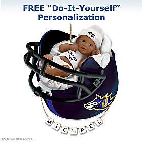 Baltimore Ravens Ornament