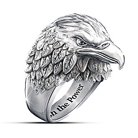 Strength And Pride Ring