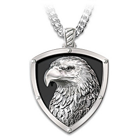 Strength And Pride Pendant Necklace
