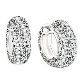 Diamond Elegance Diamond Earrings