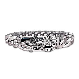 American Pride Men's Bracelet