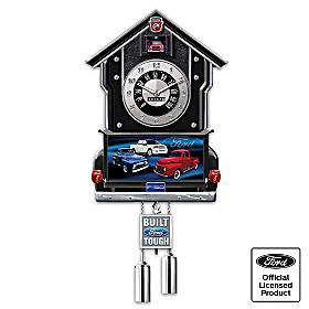 Ford F-Series Cuckoo Clock