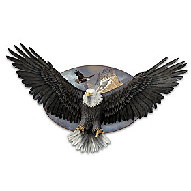Wings Of Power Wall Decor