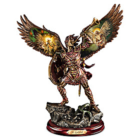Gabriel: Heavenly Messenger Sculpture