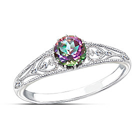 Shades Of Passion Ring