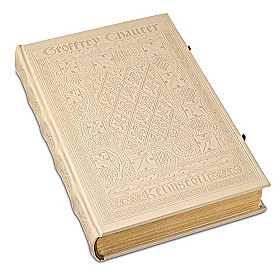 The Kelmscott Chaucer Book