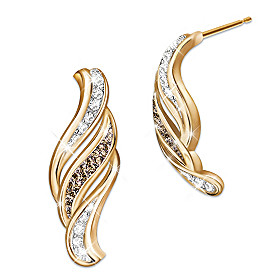Sweet Decadence Diamond Earrings