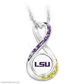 Tigers Forever Pendant Necklace