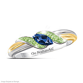 Pride Of Seattle Ring