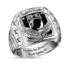 Never Forgotten Ring
