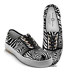 Zebra Luxe Women's Shoes