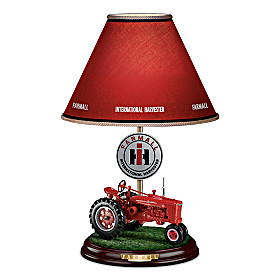 Farmall Heritage Lamp