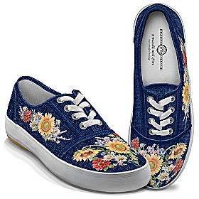 Garden Of Sunshine Women's Shoes