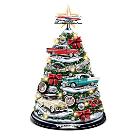 Bel Air: Oh What Fun It Is To Drive Tabletop Tree
