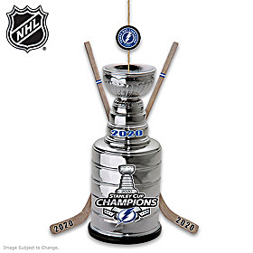 Tampa Bay Lightning® Stanley Cup® Ornament
