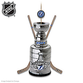 Tampa Bay Lightning® 2021 Stanley Cup® Ornament