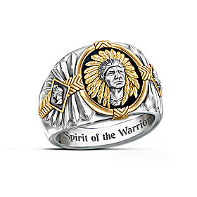 Spirit Of The Warrior Ring