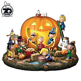 Great Pumpkin Carving Party Sculpture