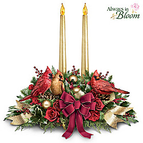 The Spirit Of The Season Table Centerpiece