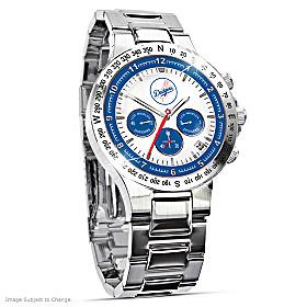 Los Angeles Dodgers Collector's Men's Watch