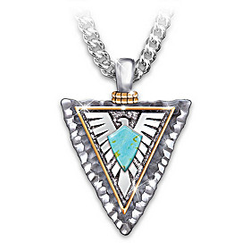 Power Of The West Pendant Necklace