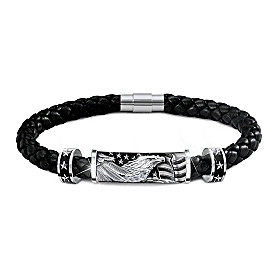 Star-Spangled Banner Men's Bracelet