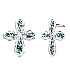Heavenly Grace Diamond Earrings
