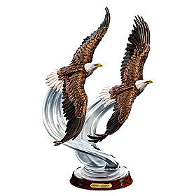 Soaring Splendor Sculpture