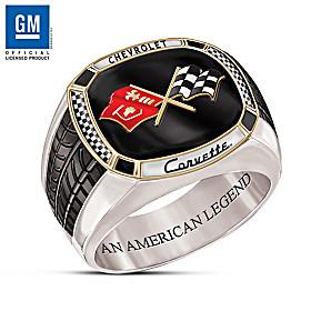 Corvette: The Legend Ring